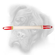Fire Hose Adult Bullmastiff Bite Tug With 2 Handles