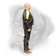 Protection Scratch Suit for Bullmastiff Training