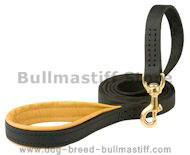 Handmade Strong Dog Leash for Bullmastiff-6 FT LEAD