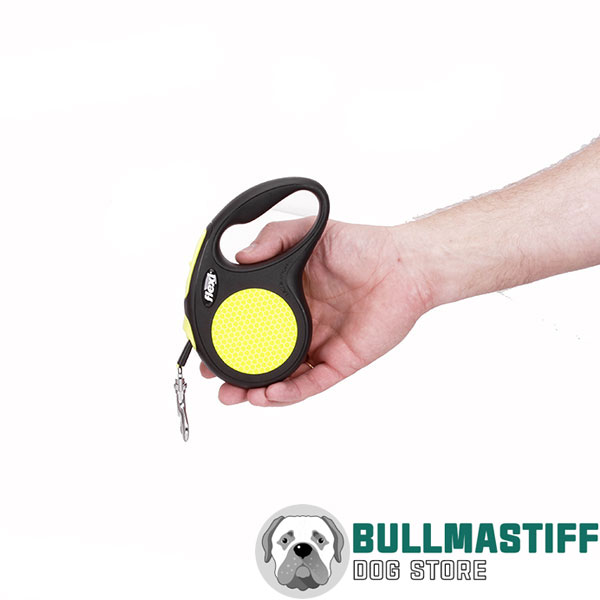 Dog Retractable Leash for Daily walking with Convenient Handle