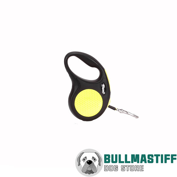 Convenient Flexi Retractable Dog Lead for Everyday walking