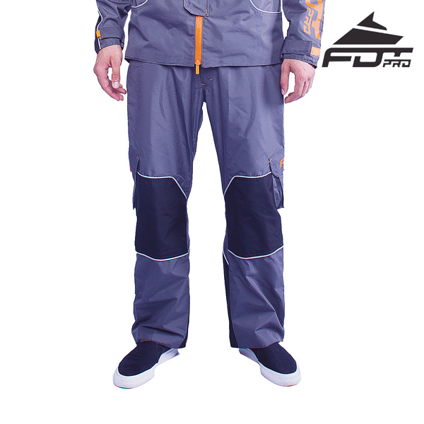 FDT Pro Pants Grey Color for Everyday Use