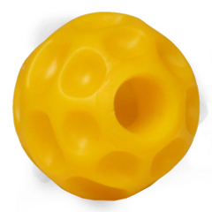 Tetraflex treat dispensing Bullmastiff ball
