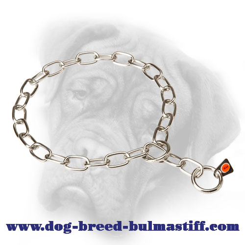 Stainless Steel Fur Saver for Bullmastiff Breed - 1/9 inch (3 mm)
