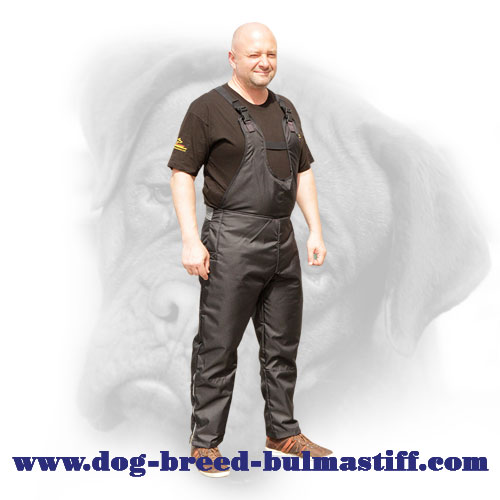 Protection Scratch Nylon Pants for Bullmastiff Training