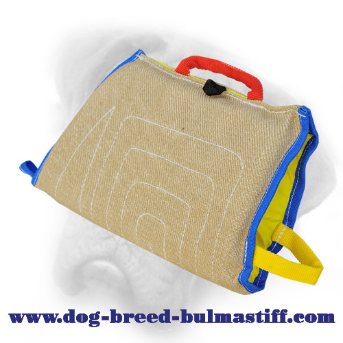 High Quality Jute Puppy Bullmastiff Bite Sleeve