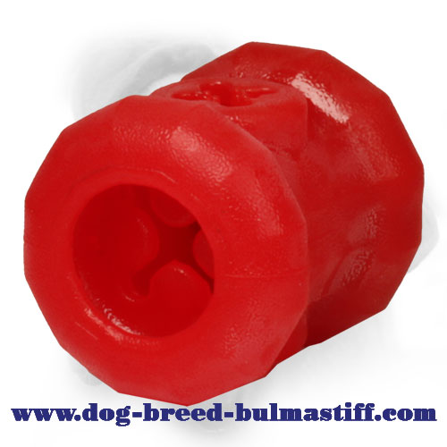 Medium Chew Foam Fire Plug Toy for Bullmastiff